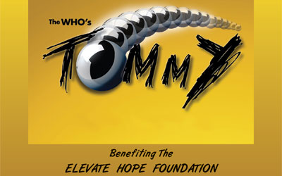 The Who's Tommy Postcard Flyer