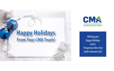 Credit Management Association Holiday Card