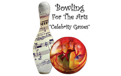 Bowling For The Arts Logo