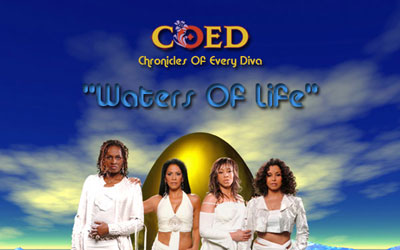 C.O.E.D. Waters Of Life Single Cover