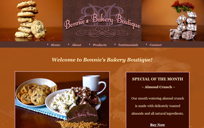 Bonnie's Bakery Boutique
