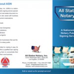 All States Notary Brochure Thumbnail
