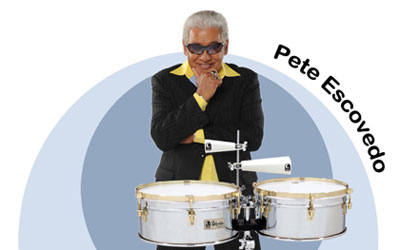 Pete Escovedo T-Shirt