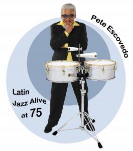 Pete Escovedo T-Shirt