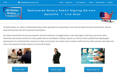All States Notary
